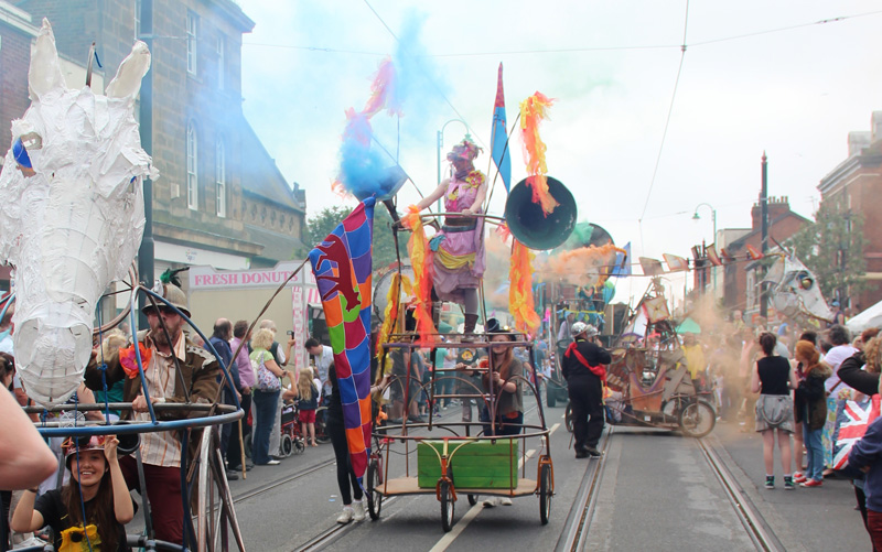 Photo of Pandaemonium Parade