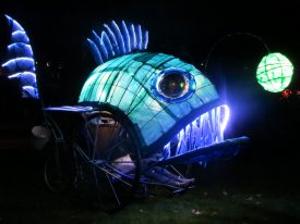 Davy Jones the Fish Trike